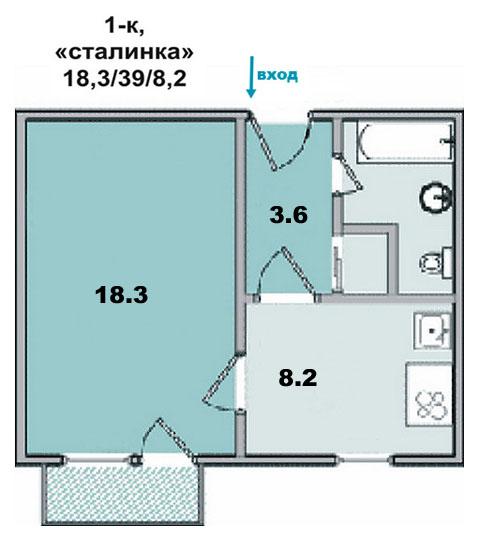 Перепланировка квартиры – как узаконить перепланировку